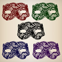 Lace mask (5 colors)